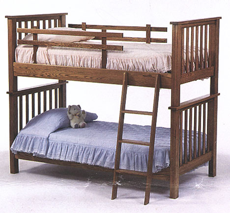 briarwood mission bunk bed